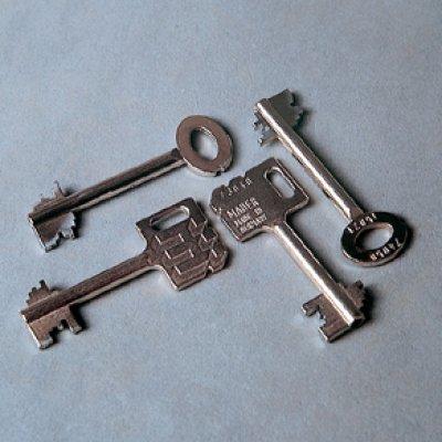 Klíčový zámek