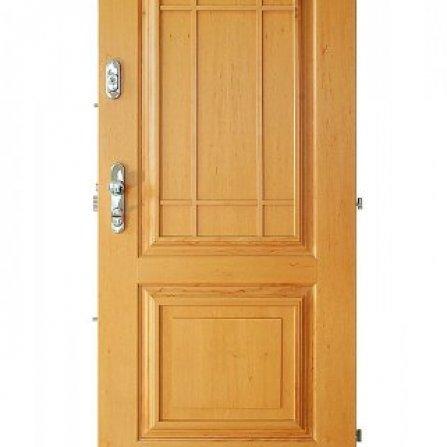 Bezpečnostní dveře BEDEX Vario D3 jednokřídlové