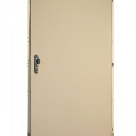 Bezpečnostní dveře BEDEX Vario VD4 jednokřídlové