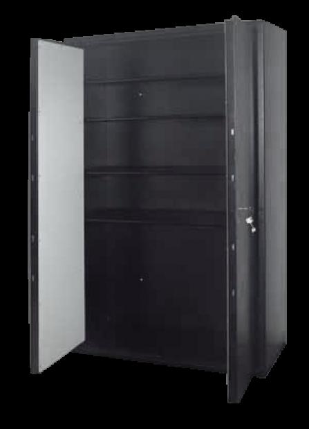 Dvoudvéřová archivační skříň