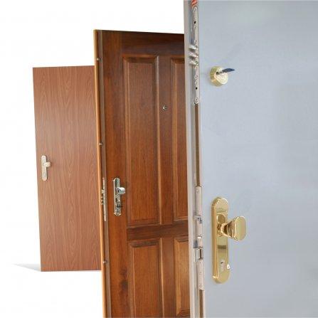 Dveře BEDEX - Bezpečnostní / Protipožární / Plechové