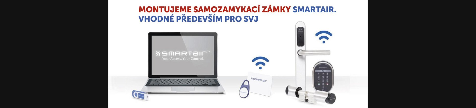 ZÁMKY SMART AIR